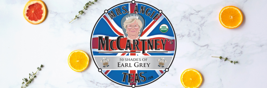Mrs McCartney's Earl Grey Tea